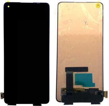 Дисплей OPPO Reno 4 Pro CPH2109 с сенсором (тачскрином) черный OLED