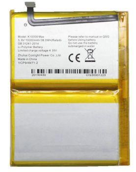 Аккумулятор (батарея) Oukitel K10000 Max 10000mAh Оригинал