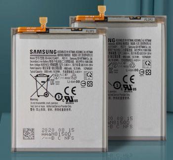 Аккумулятор (батарея) Samsung A315 (SM-A315F, SM-A315F/DS) Galaxy A31 EB-BA315ABY 5000mAh Оригинал