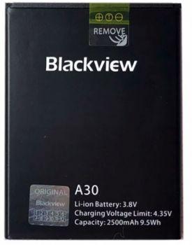 Аккумулятор (батарея) Blackview A30 2500mAh Оригинал