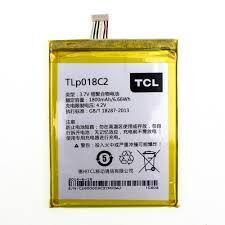 Аккумулятор (батарея) для Alcatel 6033X (TLp018C2) Оригинал