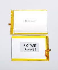 Аккумулятор (батарея) для Assistant AS-6431 Оригинал