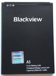 Аккумулятор (батарея) для Blackview A5 Оригинал