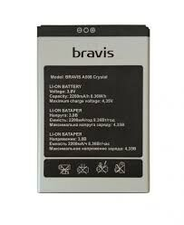 Аккумулятор (батарея) для Bravis A506 Crystal, UMI London, S-TELL M621 Оригинал