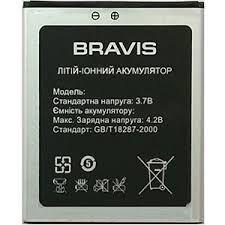Аккумулятор (батарея) для Bravis N1-570 3000 mAh Оригинал