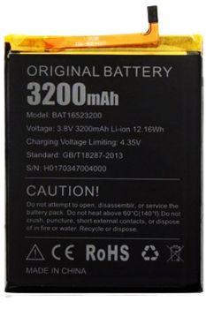 Аккумулятор (батарея) для Doogee T3 3200mAh Оригинал