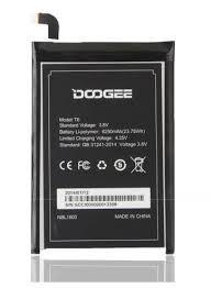 Аккумулятор (батарея) для Doogee T6 6250mAh Оригинал