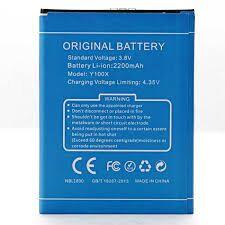 Аккумулятор (батарея) для Doogee Y100x 2200mAh Оригинал