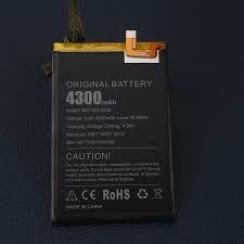 Аккумулятор (батарея) для Doogee Y6 Оригинал