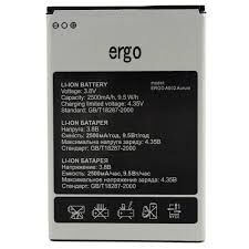 Аккумулятор (батарея) для Ergo A502 Aurum Оригинал