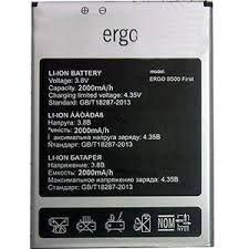 Аккумулятор (батарея) для Ergo B500 Оригинал