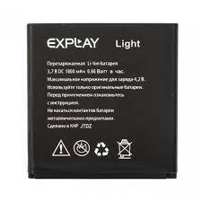Аккумулятор (батарея) для Explay LIGHT Оригинал