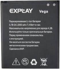 Аккумулятор (батарея) для Explay Vega Оригинал