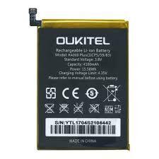 Аккумулятор (батарея) для Oukitel K4000 Plus Оригинал