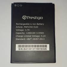 Аккумулятор (батарея) для Prestigio 3400 Оригинал