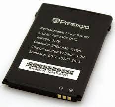 Аккумулятор (батарея) для Prestigio 3404 Оригинал