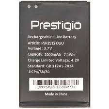 Аккумулятор (батарея) для Prestigio 3512 Оригинал