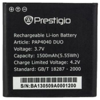 Аккумулятор (батарея) для Prestigio 4040 Оригинал