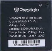 Аккумулятор (батарея) для Prestigio 4044 Оригинал
