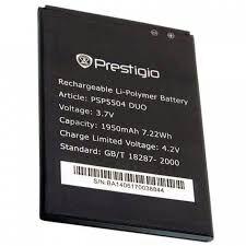 Аккумулятор (батарея) для Prestigio 5504 Оригинал