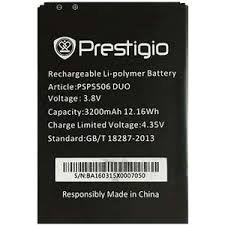 Аккумулятор (батарея) для Prestigio 5506 Оригинал