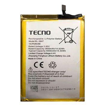 Аккумулятор (батарея) Tecno POP 2 Power B1P BL-38AT 4000mAh Оригинал