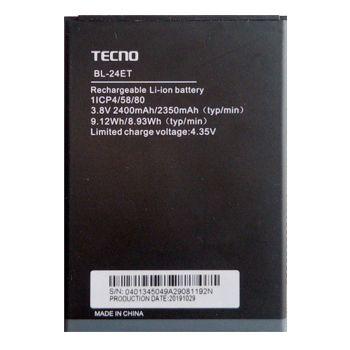 Аккумулятор (батарея) Tecno POP 2F B1f BL-24ET 2400mAh Оригинал