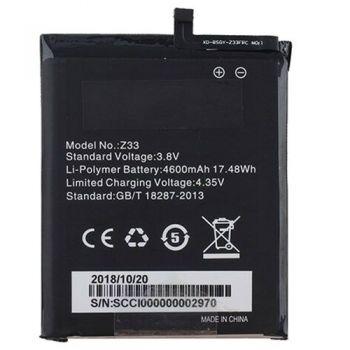 Аккумулятор (батарея) HomTom Zoji Z33 4600mAh Оригинал