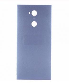 Задняя крышка корпуса Sony H4113, H3113, H4133, H3123, H3133 Xperia XA2 голубая Оригинал