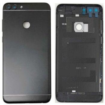 Задняя крышка Huawei P Smart (FIG-LX1/ FIG-LX2/ FIG-LX3/ FIG-LA1)/ Enjoy 7s черная оригинал