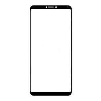Стекло сенсорного экрана Huawei Honor Note 10 RVL-AL09 черное Оригинал