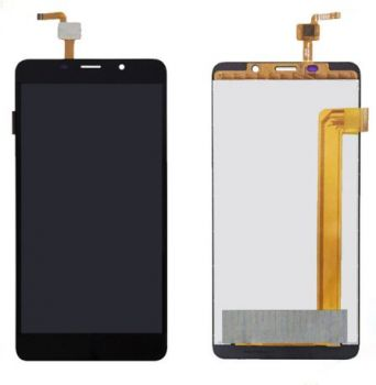 Дисплей (LCD) Leagoo M8, M8 Pro с сенсором черный Оригинал