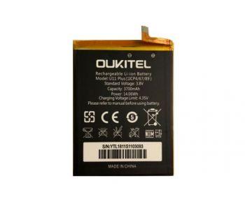 Аккумулятор (батарея) Oukitel U11 Plus 3700mAh Оригинал