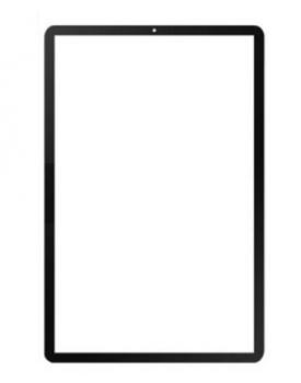 Стекло сенсорного экрана Samsung P610, P615 (SM-P610N, SM-P615N) Galaxy Tab S6 Lite черное Оригинал