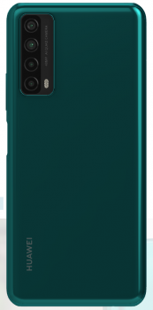 Задняя крышка корпуса Huawei P smart 2021, Y7a PPA-LX2, PPA-L22 зеленая Оригинал