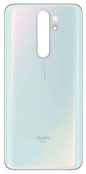 Задняя крышка корпуса Xiaomi Redmi Note 8 Pro M1906G7I, M1906G7G белая Оригинал
