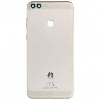 Задняя крышка Huawei P Smart (FIG-LX1/ FIG-LX2/ FIG-LX3/ FIG-LA1)/ Enjoy 7s золотая оригинал