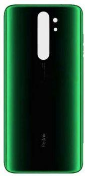 Задняя крышка корпуса Xiaomi Redmi Note 8 Pro M1906G7I, M1906G7G зеленая Оригинал