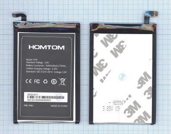 Аккумулятор (батарея) Homtom HT6, HT6 Pro 6250mAh Оригинал