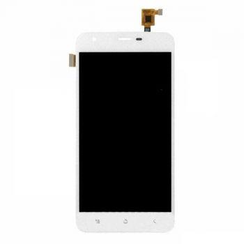 Дисплей (LCD) Blackview A7 Pro (FPC-Y87173 V01) с сенсором белый Оригинал