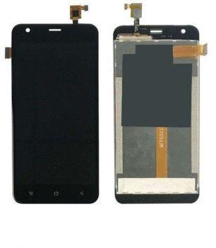 Дисплей (LCD) Blackview A7 Pro (FPC-Y87173 V01) с сенсором золотой Оригинал