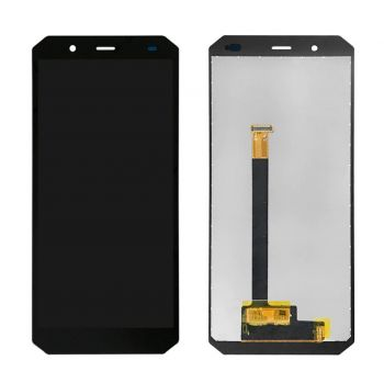 Дисплей Sigma mobile X-treme PQ53 с сенсором (тачскрином) черный Оригинал