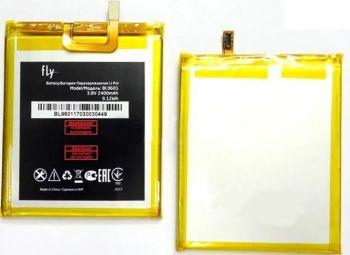 Аккумулятор (батарея) Fly FS522 Cirrus 14, FS518 Cirrus 13 BL9601 2400mAh Оригинал