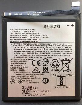 Аккумулятор (батарея) Lenovo K8 Plus BL273 4000mAh Оригинал