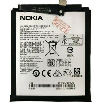 Аккумулятор (батарея) Nokia 4.2 Dual Sim TA-1157, TA-1184, TA-1133,TA-1149,TA-1150 WT330 3100mAh Оригинал