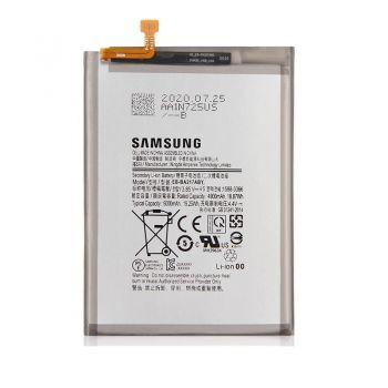 Аккумулятор (батарея) Samsung A125 (SM-A125F, SM-A125F/DS) Galaxy A12 EB-BA217ABY 5000mAh Оригинал