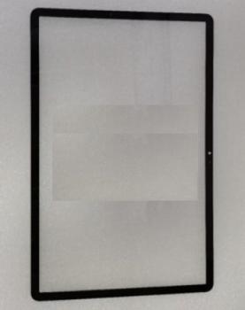 Стекло сенсорного экрана Samsung T970, T975, T976 (SM-T970N, SM-T975N, SM-T976B) Galaxy Tab S7 Plus черное Оригинал