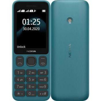 Корпус Nokia 125 Dual Sim TA-1253 синий Оригинал