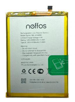 Аккумулятор (батарея) TP-Link Neffos X20, X20 Pro NBL-43A4000 4100mAh Оригинал
