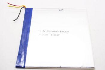 "Аккумулятор (батарея) Nomi C080014, C080034 Libra 4 8"" NV33100100 4000mAh Оригинал"